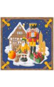 Dregeno Napkins - Christmas Motif - Set of 20