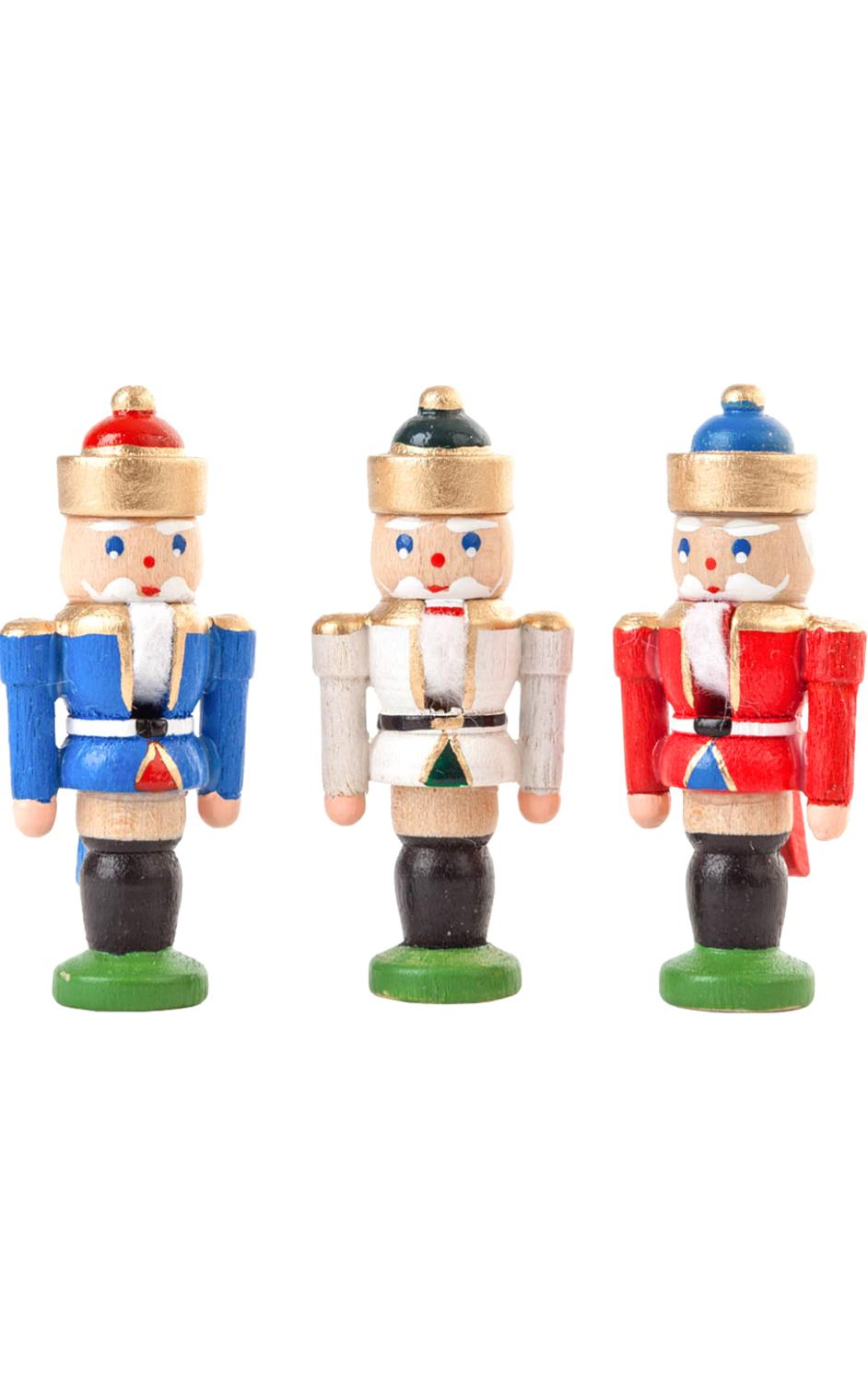 074-114 - Dregeno Ornaments - Set of 3 Kings - 2