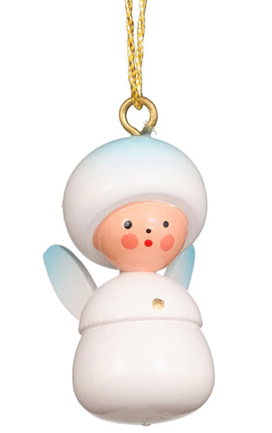 10-0376 - Christian Ulbricht Ornament - Mini-Angel - 1.25