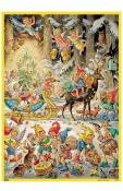 10094 - Korsch Advent - Elves with Angels - 11.5