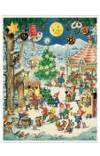 10100 - Korsch Advent - Festive Elves - 11.5