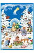 10103 - Korsch Advent - Angels with Children - 11.5