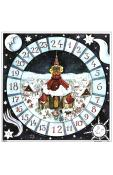 11451 - Korsch Advent - Village Circle - 11.25