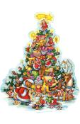 11646 - Korsch Advent - Large Xmas Tree - 15.5