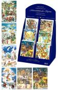 11903 - Advent Card Assortment (Box of 60) - 6.75