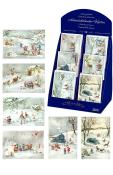 11934 - Advent Card Assortment (Box of 60) - 6.75