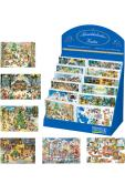 11981 - Advent Card Assortment (Box of 60) - 6.75
