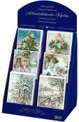 11982 - Advent Card Assortment (Box of 60) - 6.75