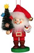 13-0800 - Christian Ulbricht Ornament - Santa - 4