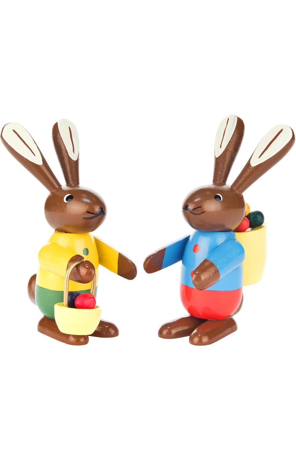 Dregeno Easter Figure - Rabbit Couple