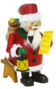 Richard Glaesser Incense Burner - Santa Claus With Wishlist
