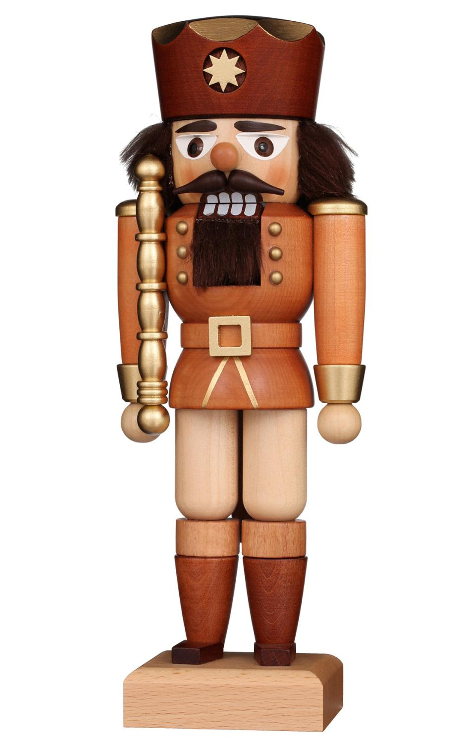Christian Ulbricht Nutcracker - King (Natural)