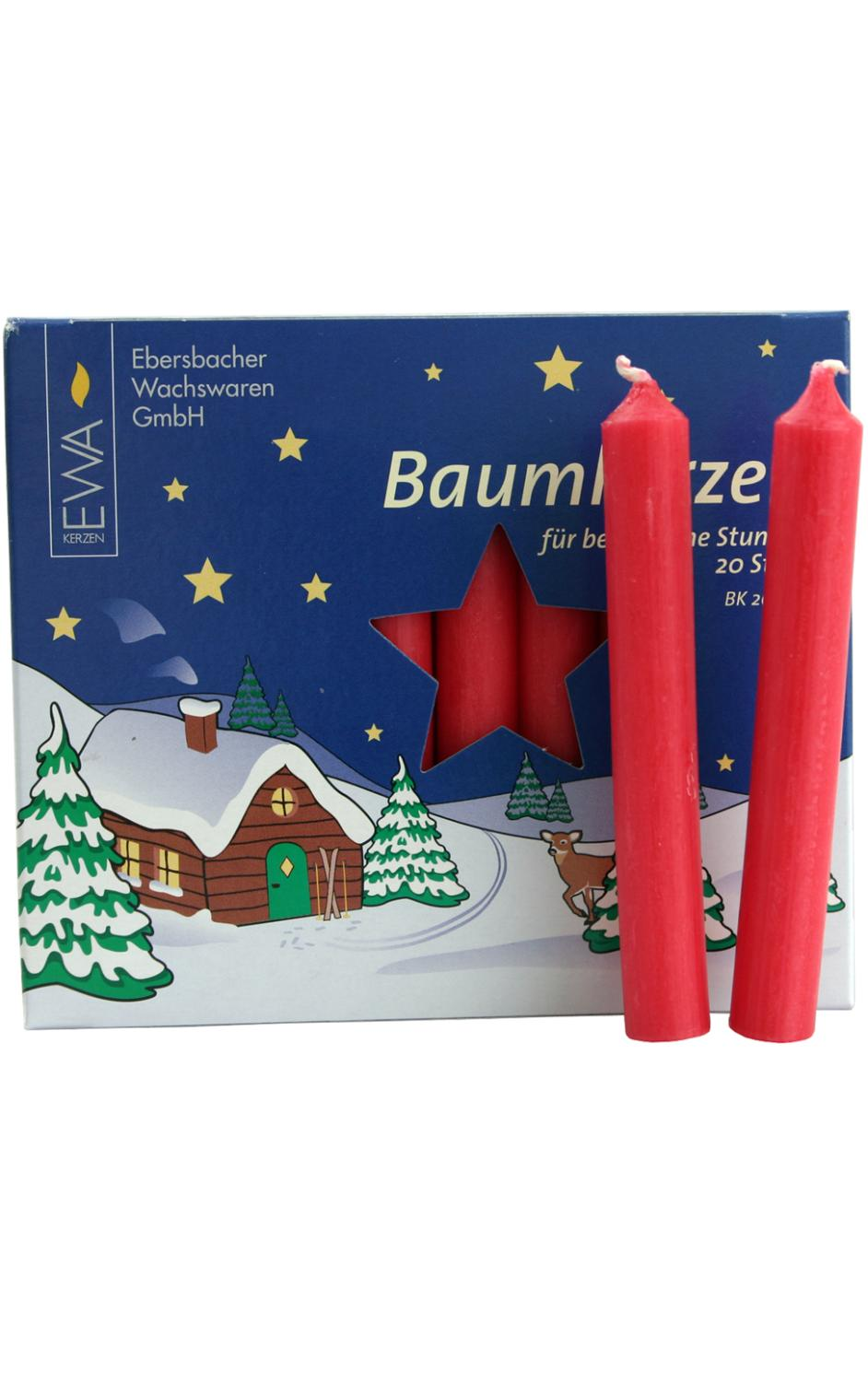 32301R - German Candle for Pyramids - Red - 4