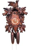 Engstler Cuckoo Clock, Carved with 8-Day weight driven movement - Full Size