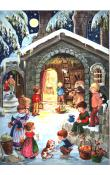 Sellmer Advent - Children Outside
