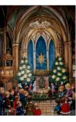 Sellmer Advent - Altar in Church Scene