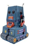 MS371 - Collectible Tin Toy - Robot - 4