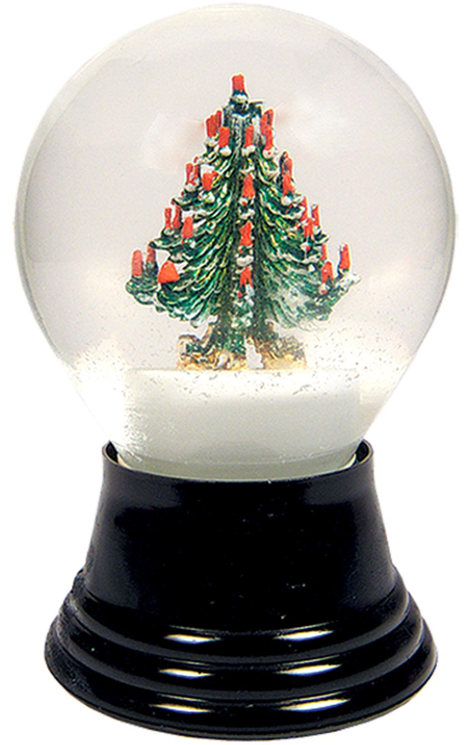 PR1404 - Perzy Snowglobe, Medium Christmas Tree - 5
